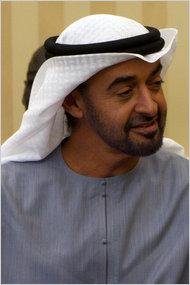 Sheik-Mohamed-bin-Zayed-al-Nahyan-of Abu Dhabi-hired-Erik-Prince