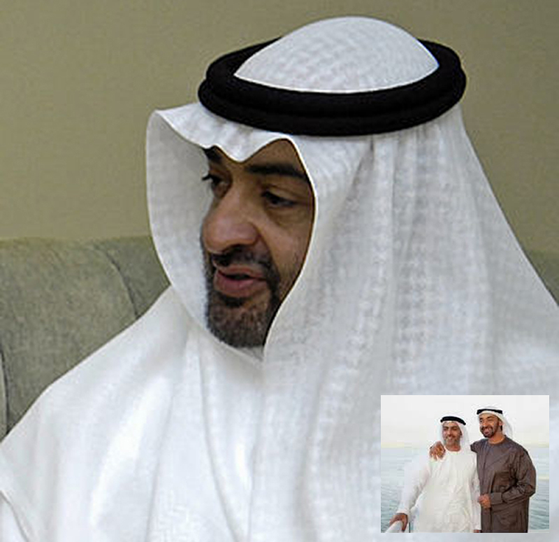 "A 'Fugitive From Law': ""Sheikh Mohammed Bin Zayed, Head of A Repressive Regime, Abu Dhabi, UAE, Is A Fugitive From Law In Legal Term"".3"